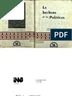 La Hechura de Las Politicas Luis FAguilar EstudioIntroductorio