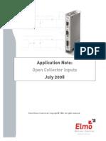 Open Collector Inputs