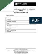 20130811-Cilp 2013 - Ficha de Inscripcion