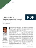 The concept of progressive smile design with Inman Aligner