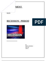 essay on recession recession financial crisis of  assignment