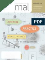 Journal of the California Dental Association Nov 2011