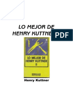 Kuttner, Henry - The Best of Henry Kuttner