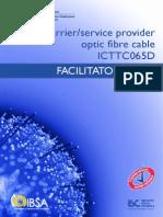 CP-TC065DCF Splice Optical Fiber (Facilitator Guide)