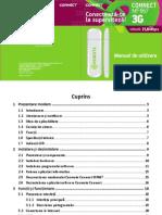 Manual Utilizare Modem MF 667 (Cosmote)