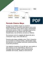 Período Clásico Maya