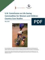 UN Commission Report TPSA