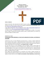 Vidente de Jaén (España) - Mensajes 2013 (completo) - Actualizado