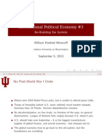 Lecture 3 PostWWII