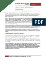 LPU_Admin Midterm Case Doctrines