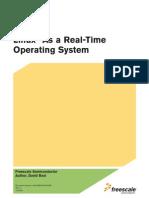 Linux as RTOS