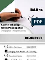 PPT Audit Pendapatan