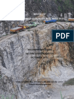 Report on Reuse of abandoned Quarries and mine pits in Kerala