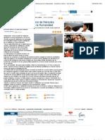 La Unesco declara a la Torre de Hércules monumento Patrimonio de la Humanidad - Sociedad y Cultura - Faro de Vigo