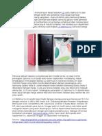 LG Optimus Vu Generasi Ketiga Akan Lebih Murah DiBanding Galaxy Note 3