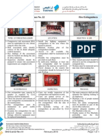 GL 22 Fire Extinguishers