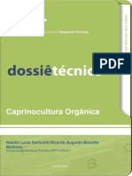 Caprinocultura Orgânica