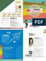 EI Summit Brochure