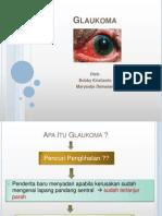 penyuluhan glaucom