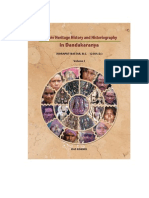 Culture Heritage History and Historiography in Dandakaranya Vol I