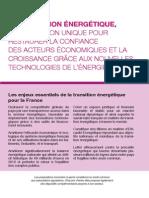 TransitionEnergetique8propositionsfiliereecoelectrique