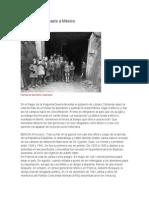 De los campos nazis a México