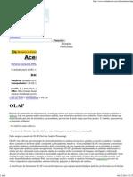 OLAP - Cola Da Web