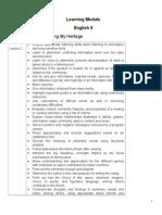 Grade 8 English Module.doc