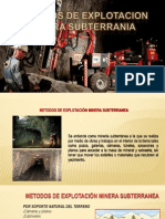 Mineria Subterranea [Reparado]