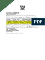 HOMOLOGAÇÃO DE LICITAÇÃO OBRAS AV ENGº ROBERTO FREIRE