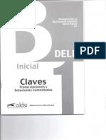 Dele Claves b1 Combinado