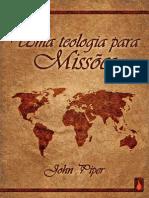 Uma teologia para missões