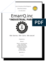 BBA MM 3-1 GROUP 1 EmarrQinc Industrial Park