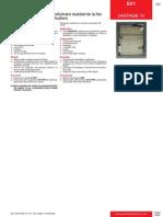 Volete Rezistente Foc Material Refractar Agrementate Tehnic