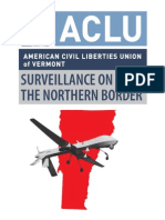 Surveillance on the Northern Border