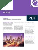 NORTEL - Transmission Challenge