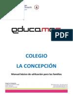 Manual Platafofrma Educamos Para Las Familias