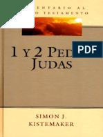 1 2 de Pedro y Judas