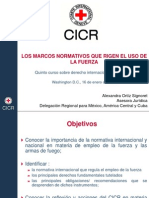 Derecho Internacional Humanitario 5 Curso Material Referencia Alejandra Ortiz