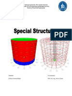 Special Structures Model