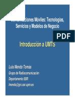 Introduccion a Umts