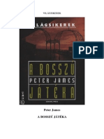A Bosszu Jateka - Peter James