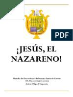Jesús, el Nazareno
