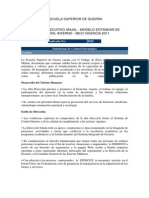 Informe Ejecutivo Anual - Modelo Estandar de Control Interno - Meci Vigencia 2011