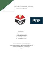 Laporan Praktikum Elektronika Industri 1