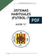 Sistemas Habituales F-7