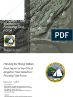 Kingston Flooding Task Force Final Report (draft)