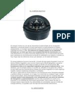 Instrumentacion Naval El Compas Nautico