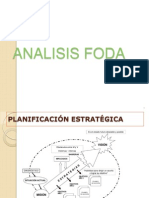 Analisis FODA.