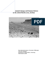 Environmental change and human history in the Jabal Harûn area, Jordan.pdf